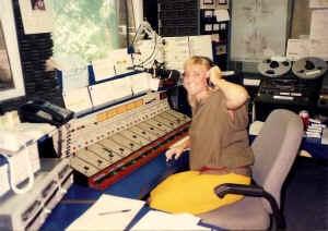 Tascha in the WLRQ Studio.jpg (46830 bytes)