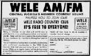 wele ad 1975 News Journal.jpg (109774 bytes)